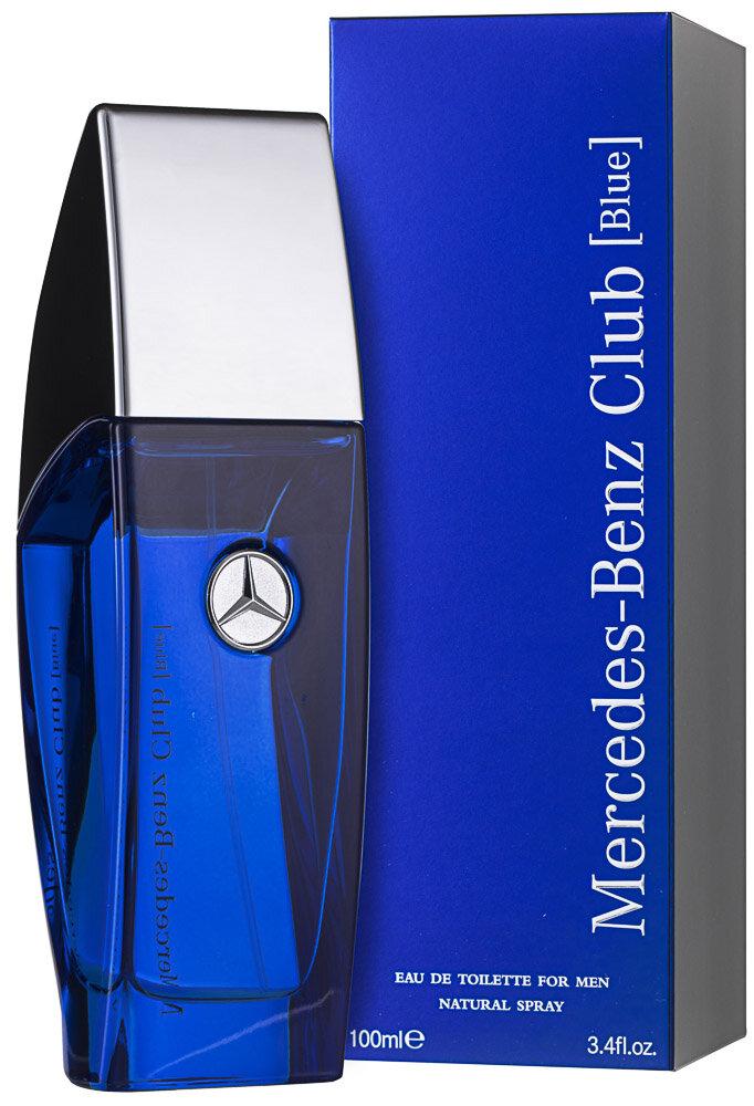 Mercedes-Benz Mercedes-Benz Club Blue Eau de Toilette