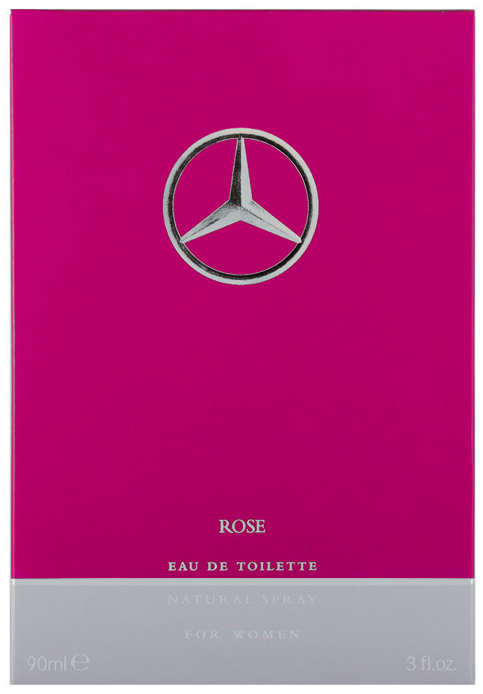 Mercedes-Benz Rose Eau de Toilette