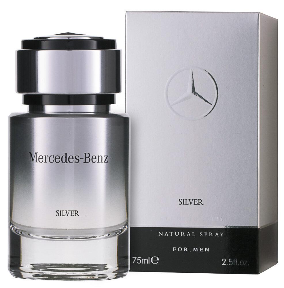 Mercedes-Benz Silver Eau de Toilette