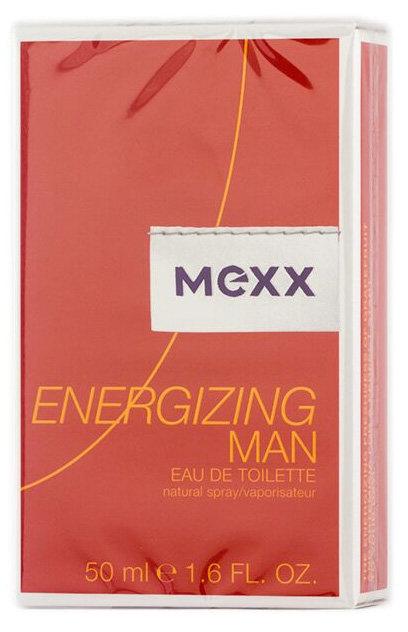Mexx Energizing Man Eau de Toilette