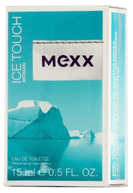 Mexx Ice Touch Women Eau de Toilette