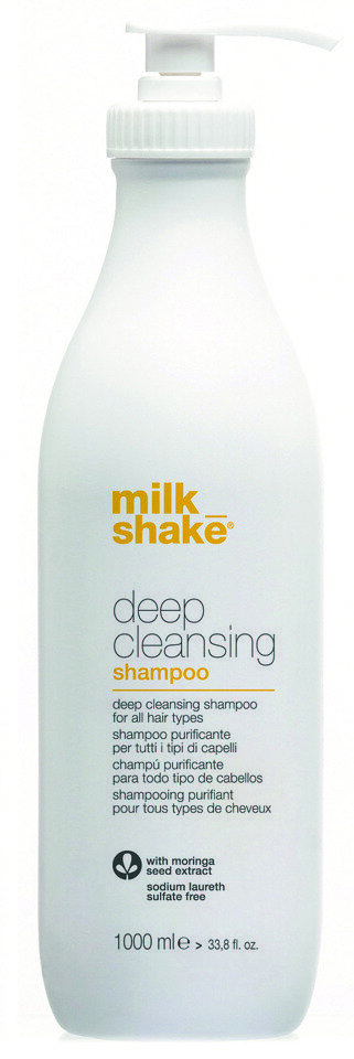 Milk Shake Deep Cleansing Shampoo