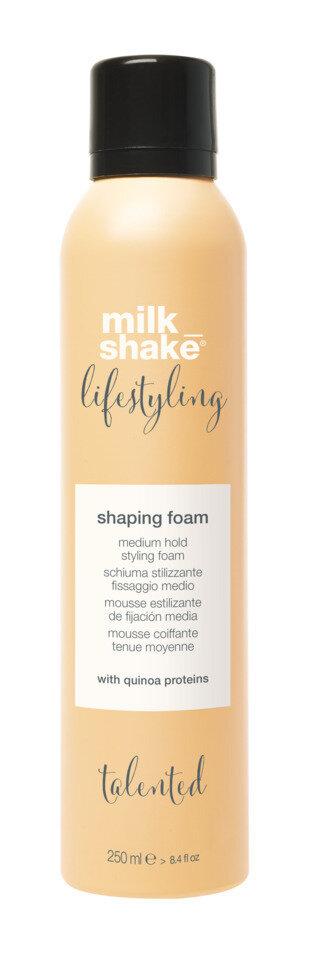Milk Shake Lifestyling Shaping Foam