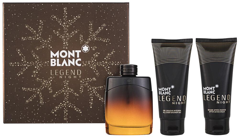 Montblanc Legend Night EDP Geschenkset