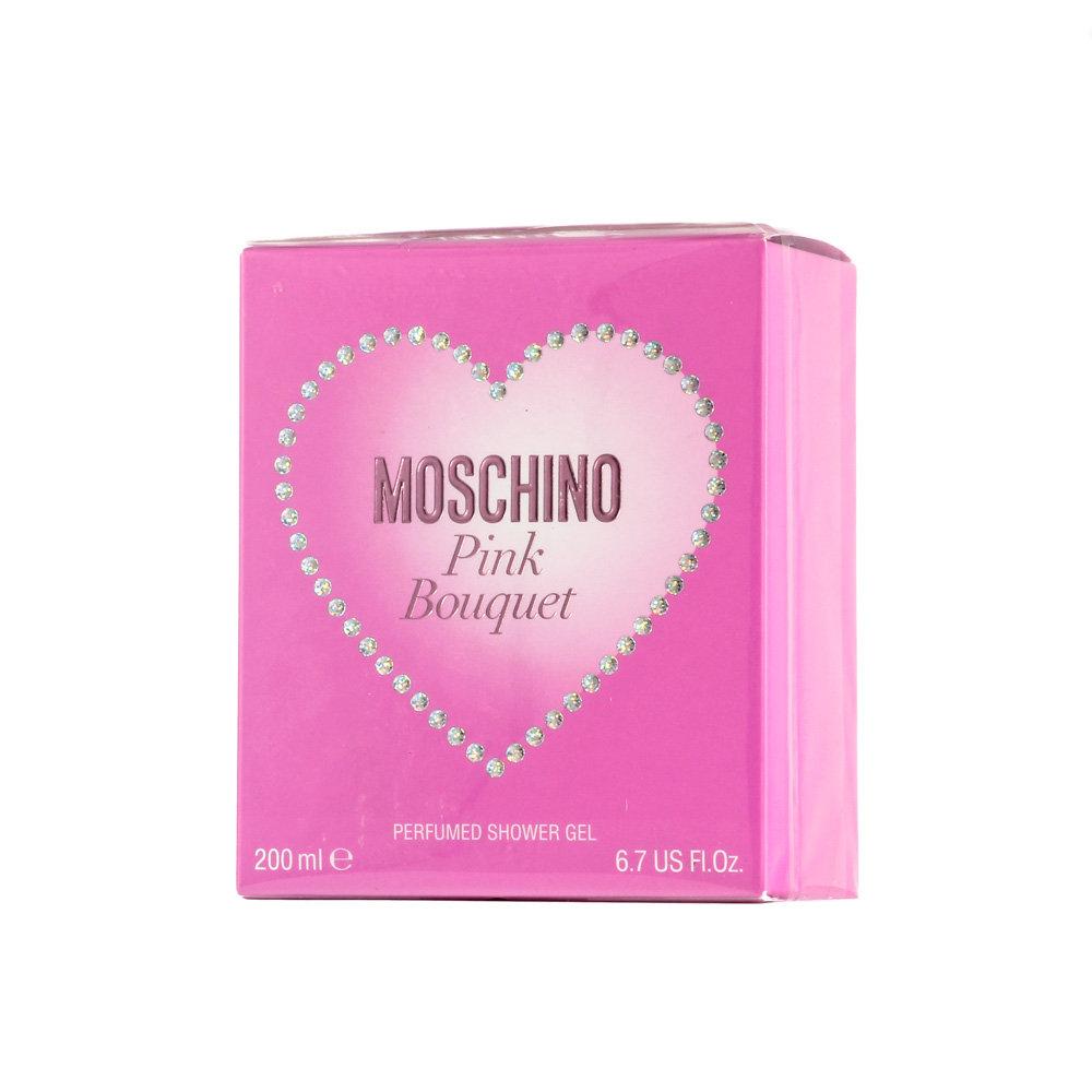 Moschino Pink Bouquet Shower Gel