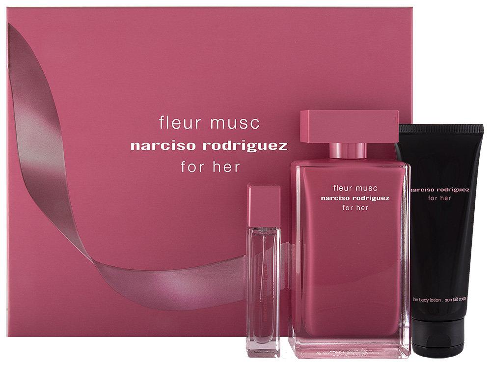 Narciso Rodriguez For Her Fleur Musc EDP Geschenkset