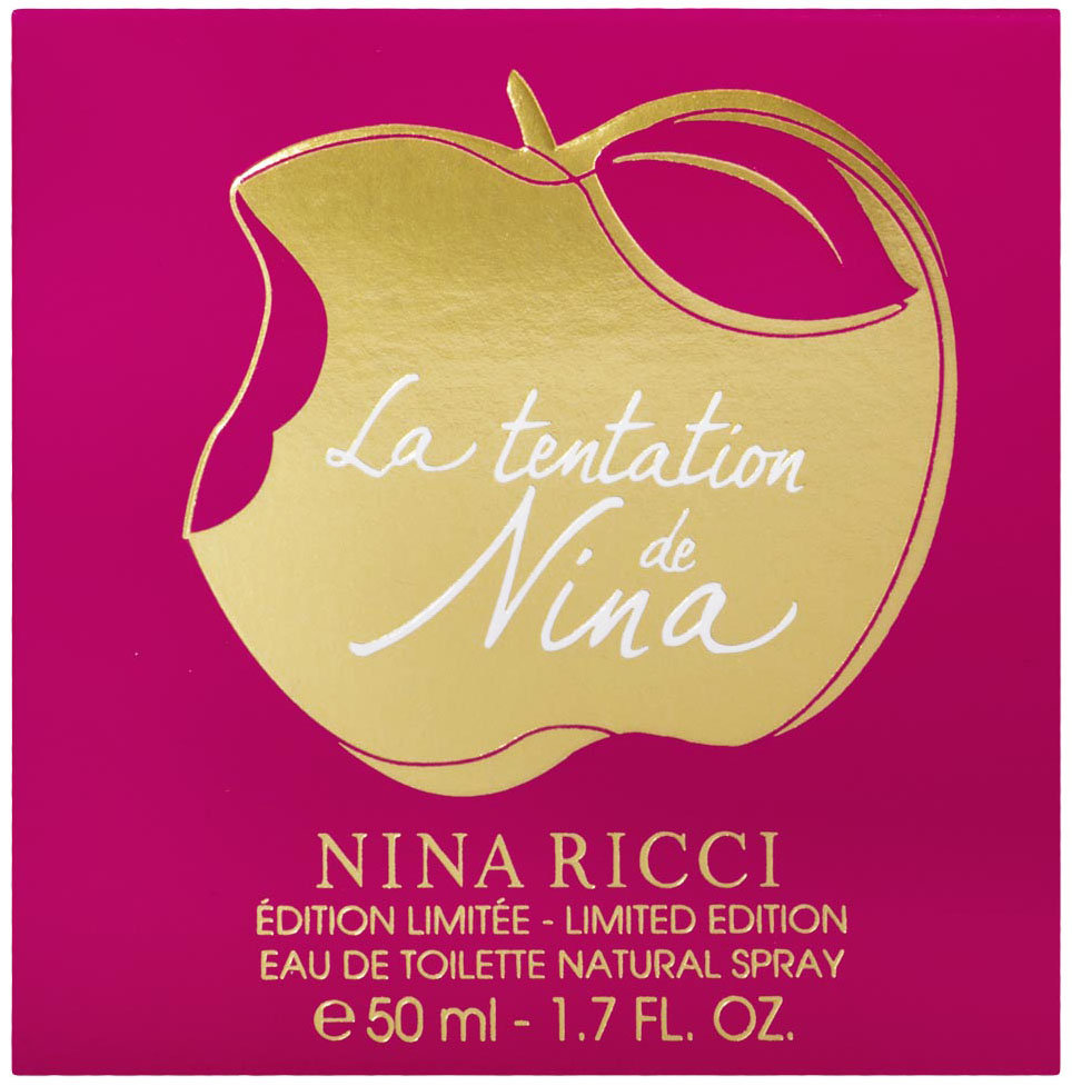 Nina Ricci La Tentation De Nina Eau de Toilette