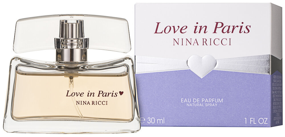 Nina Ricci Love In Paris Eau de Parfum