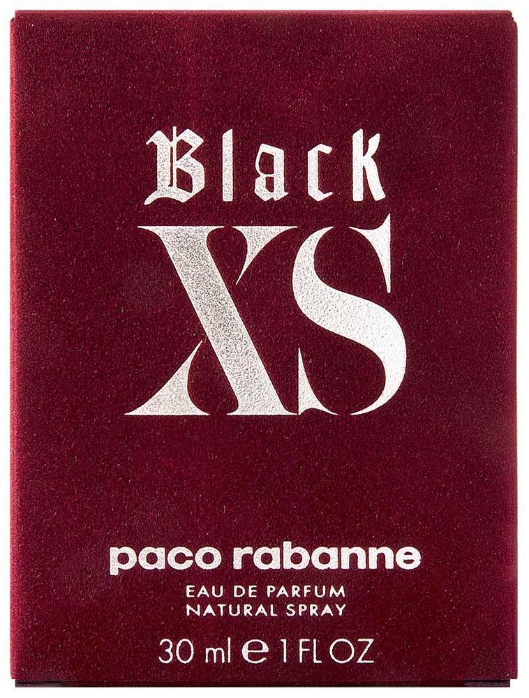 Paco Rabanne Black XS 2018 for her Eau de Parfum