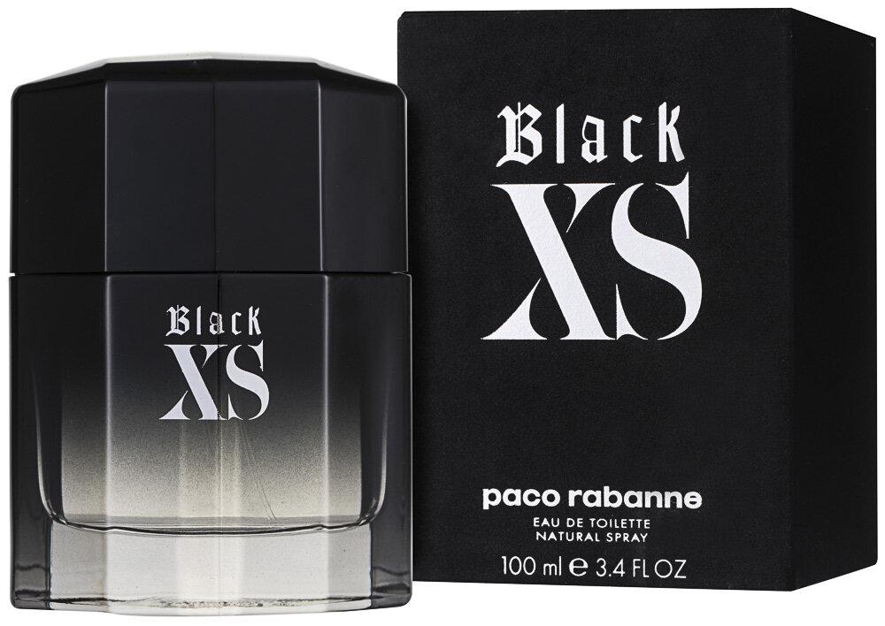 Paco Rabanne Black XS for Men 2018 Eau de Toilette