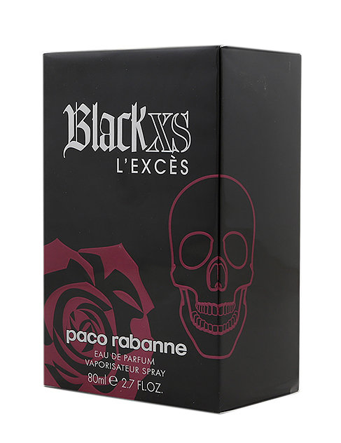 Paco Rabanne Black XS L'Exces for Her Eau de Parfum