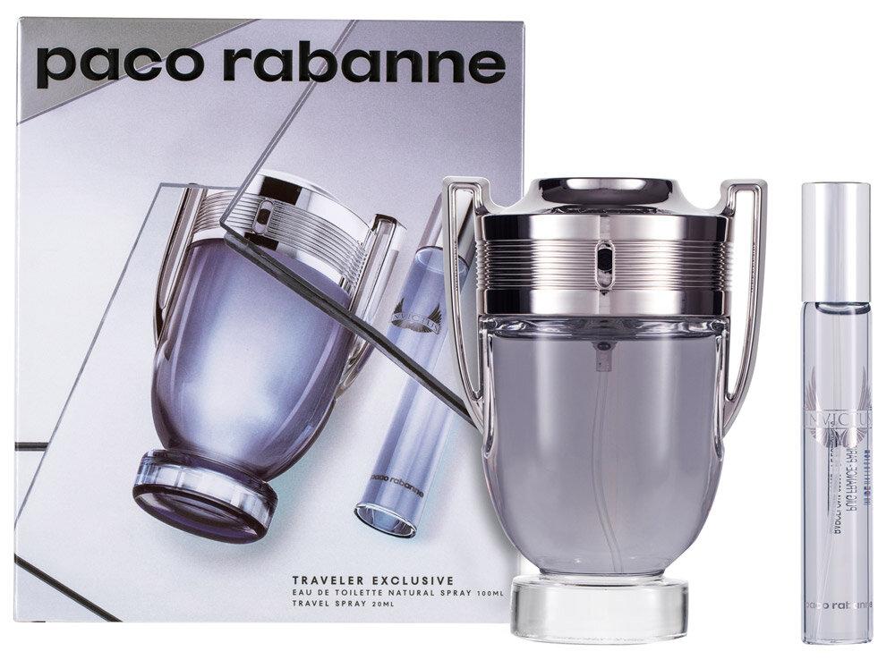 Paco Rabanne Invictus EDT Geschenkset
