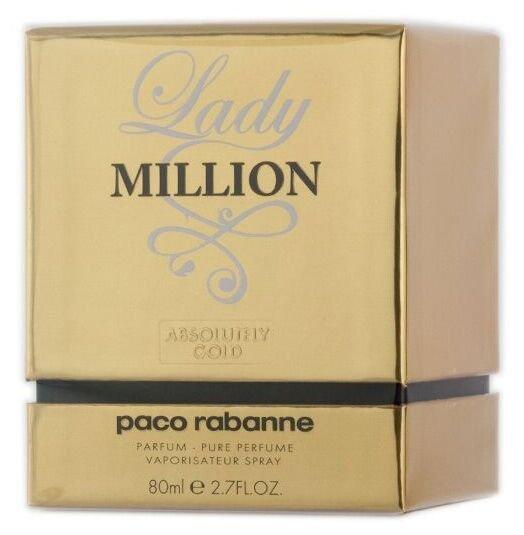 Paco Rabanne Lady Million Absolutely Gold Eau de Parfum