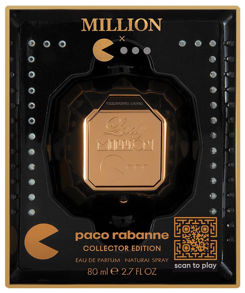 Paco Rabanne Lady Million Collector Pacman Edition Eau de Parfum