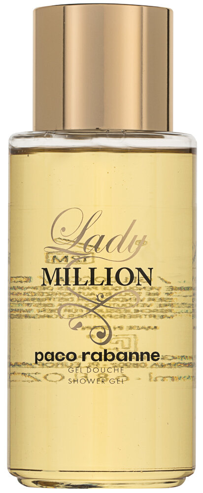 Paco Rabanne Lady Million Duschgel