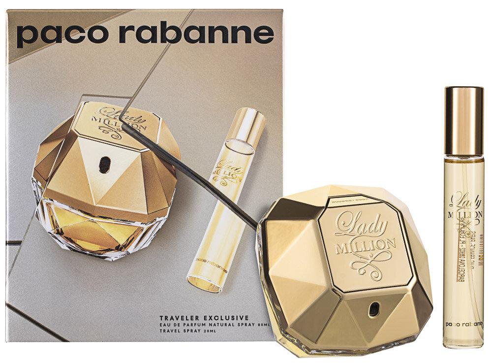 Paco Rabanne Lady Million EDP Geschenkset
