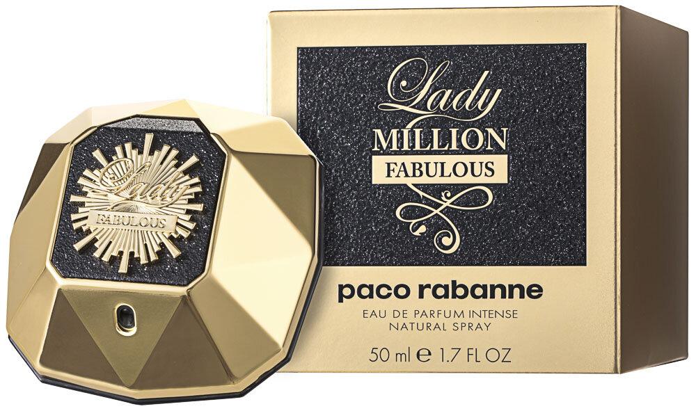 Paco Rabanne Lady Million Fabulous Intense Eau de Parfum