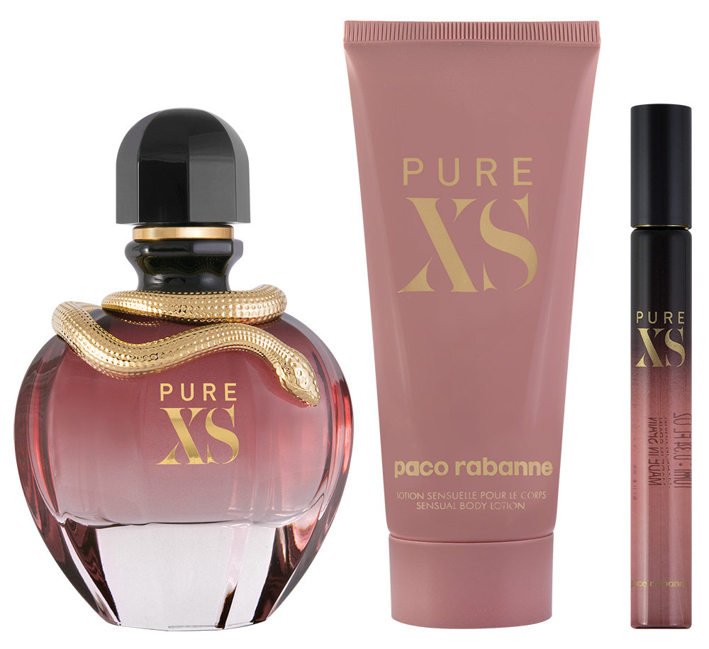 Paco Rabanne Pure XS for Her EDP Geschenkset