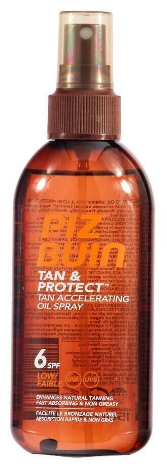 Piz Buin Tan & Protect Oil Spray SPF 6