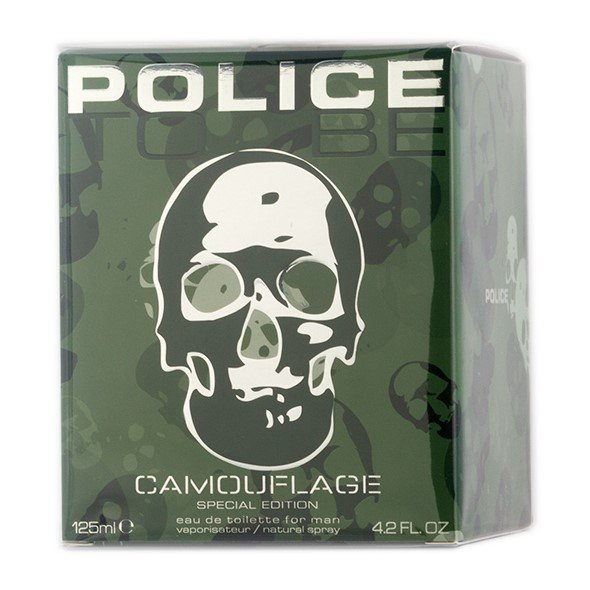 Police To Be Camouflage Eau de Toilette