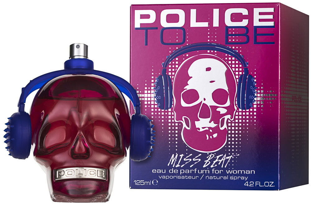 Police To Be Miss Beat Eau de Parfum