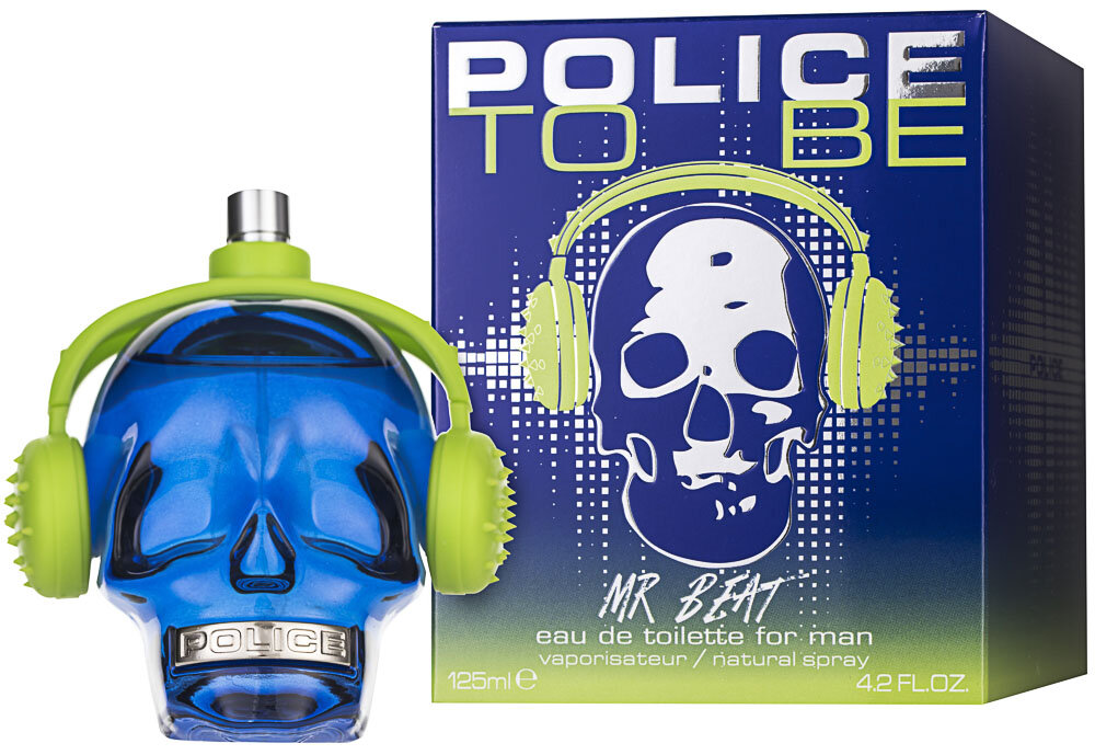 Police To Be Mr. Beat Eau de Toilette