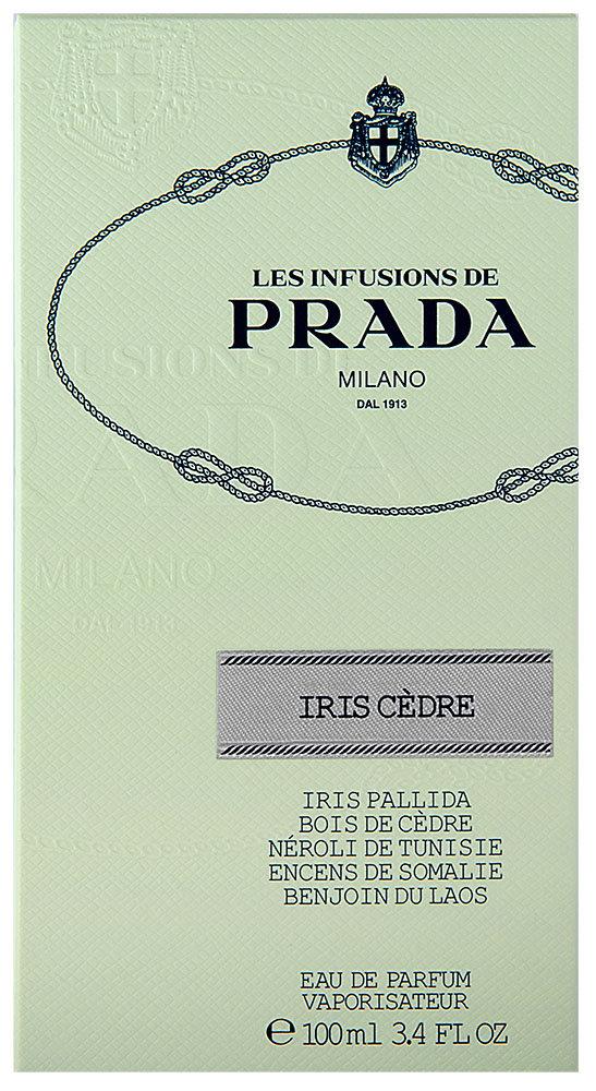 Prada Infusion d`Iris Cèdre Eau de Parfum