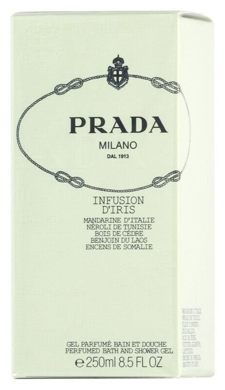 Prada Infusion D'Iris Bath & Shower Gel