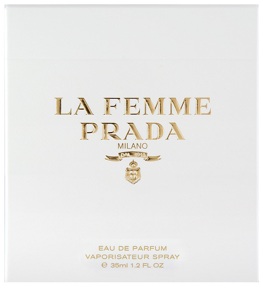Prada La Femme Eau de Parfum