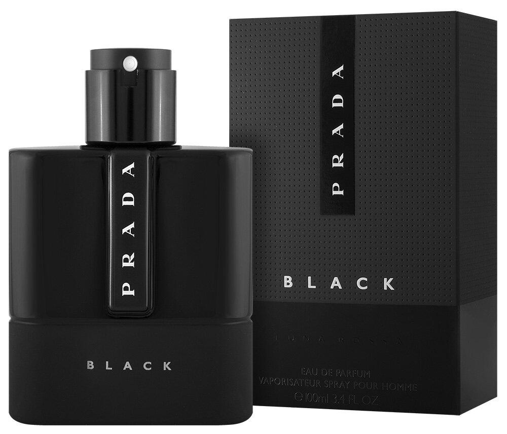 Prada Luna Rossa Black Eau de Parfum online bestellen | MÜLLER