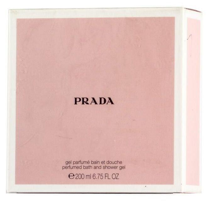 Prada Woman Bath & Shower Gel