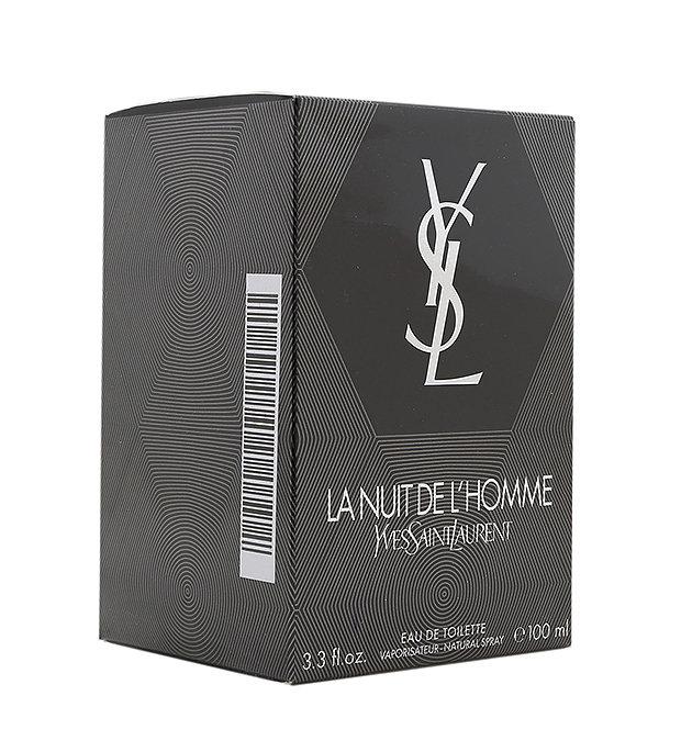 Yves Saint Laurent La Nuit De L'Homme Eau de Toilette