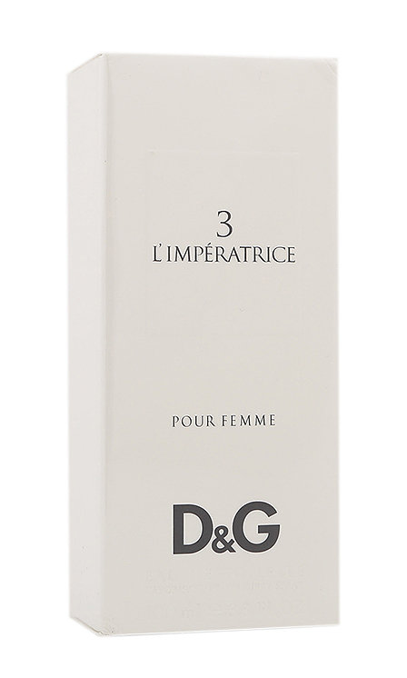 Dolce & Gabbana Anthology L`Imperatrice 3 Eau de Toilette