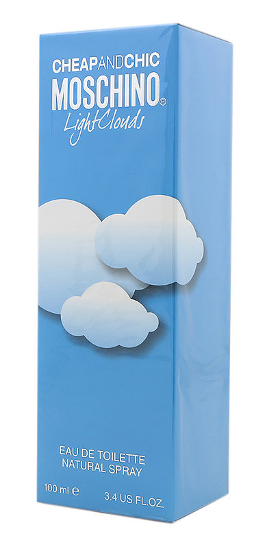 Moschino Cheap and Chic Light Clouds Eau de Toilette