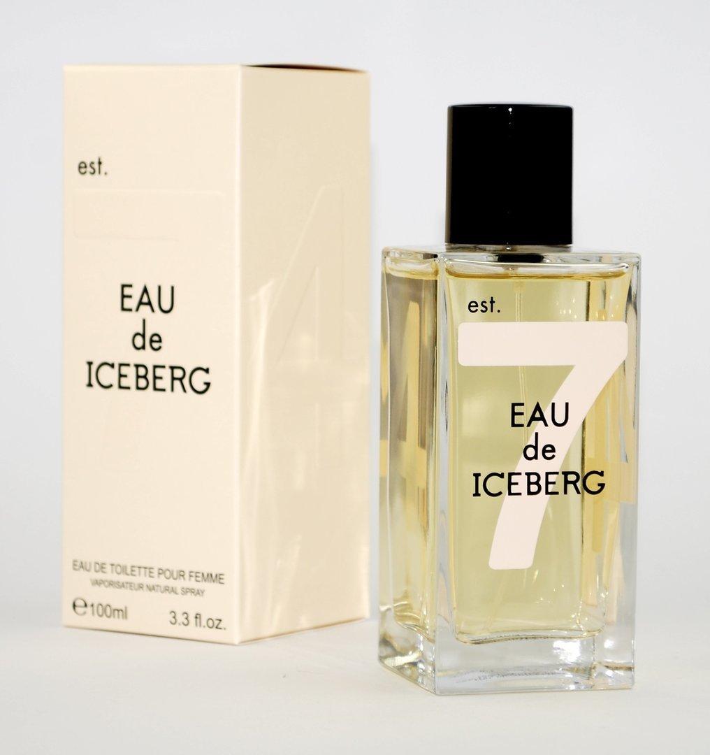 Iceberg Eau de Iceberg Pour Femme Eau de Toilette