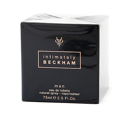 David Beckham Intimately for Men Eau de Toilette