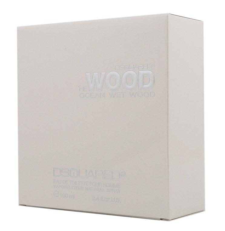 Dsquared He Wood Ocean Wet  Wood Eau de Toilette
