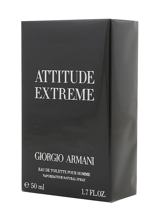 Giorgio Armani Attitude Extreme Eau de Toilette