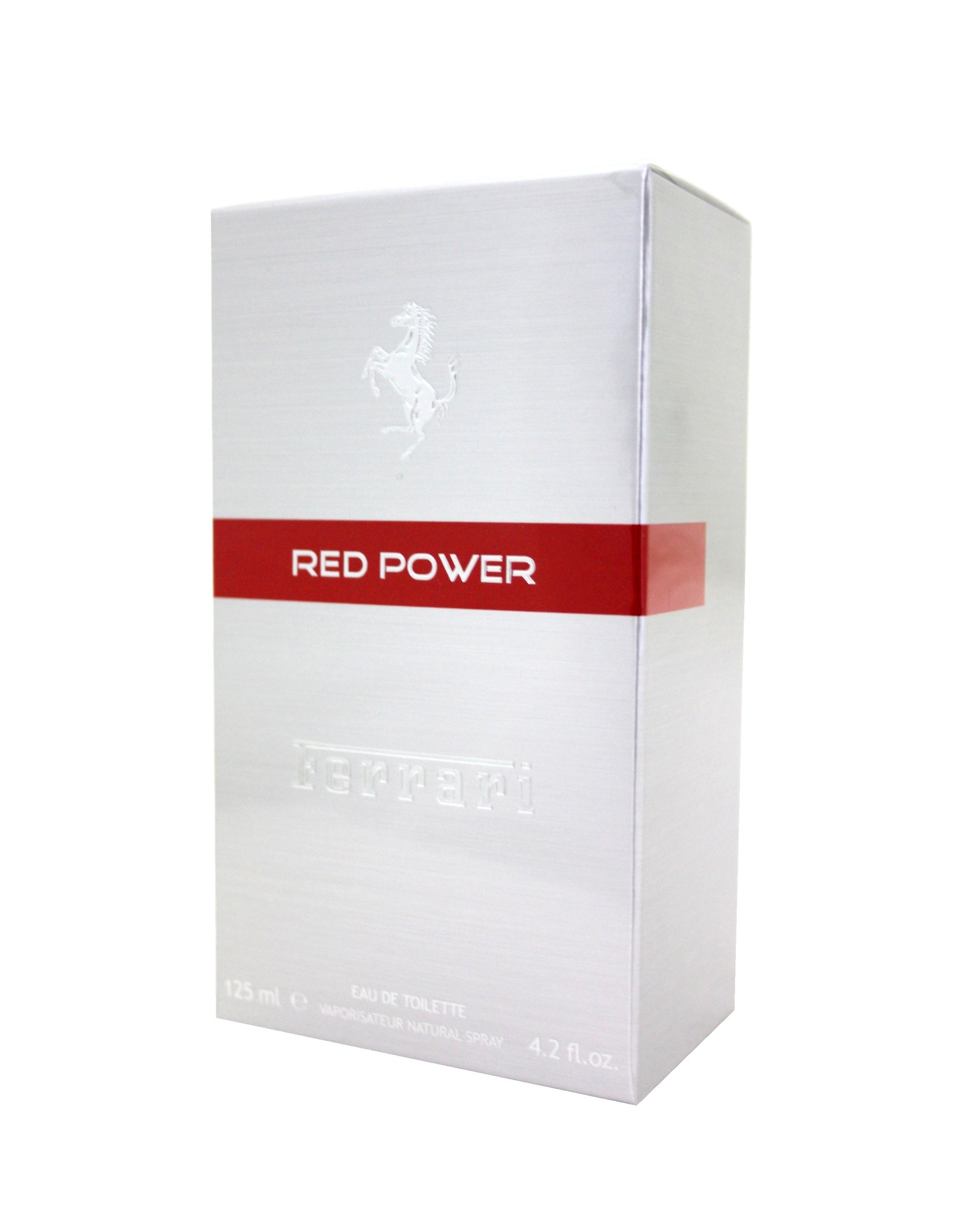 Ferrari Red Power Eau De Toilette