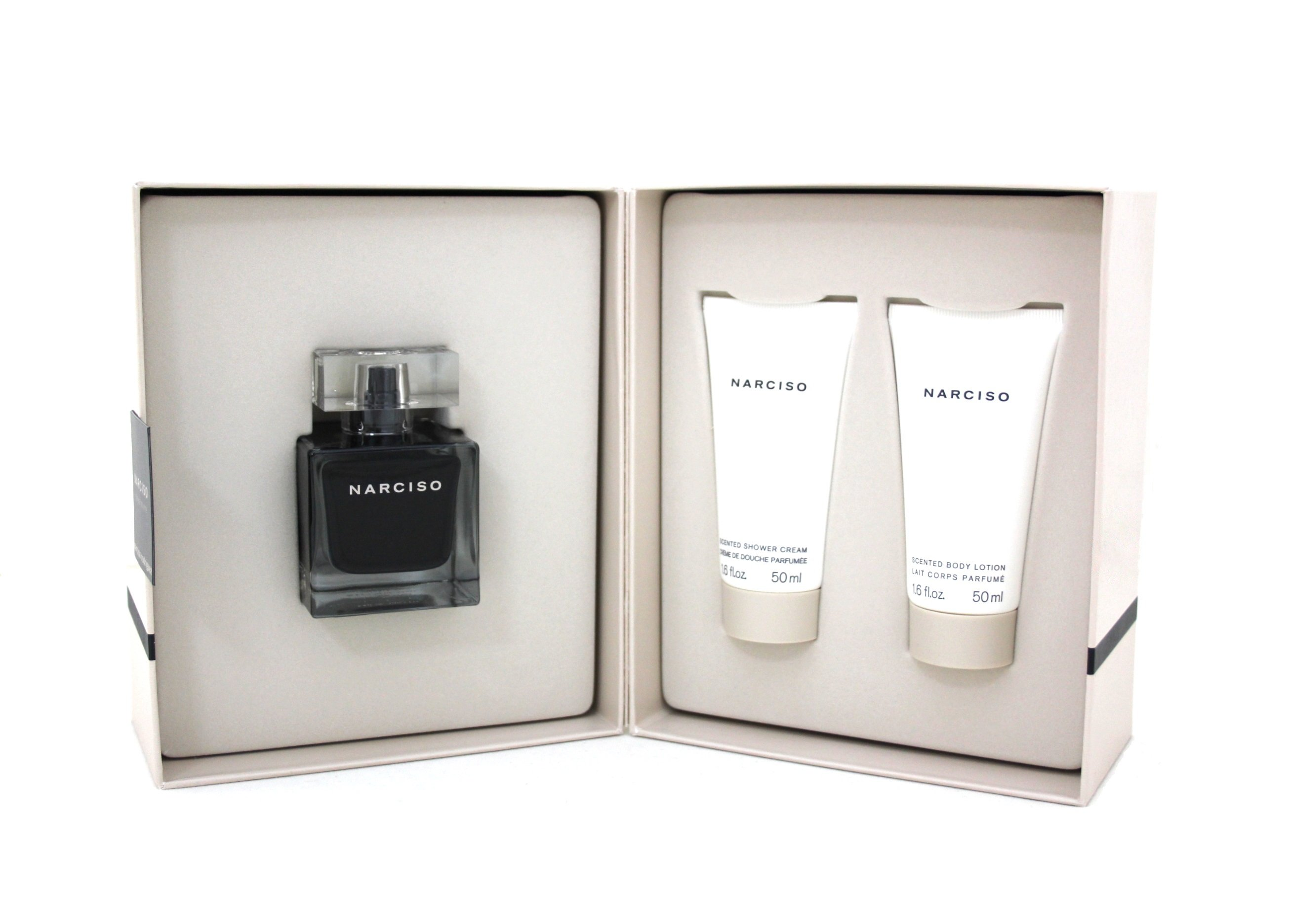 narciso rodriguez narciso gift set geschenkset f r frauen von narciso rodriguez. Black Bedroom Furniture Sets. Home Design Ideas