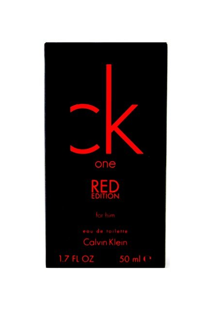 Calvin Klein CK One Red Edition for Him Eau de Toilette