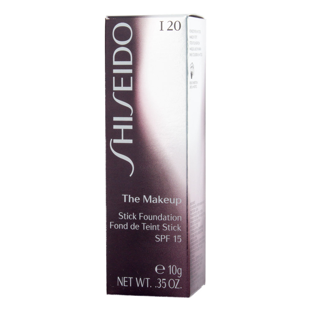 Shiseido Stick Foundation SPF 15