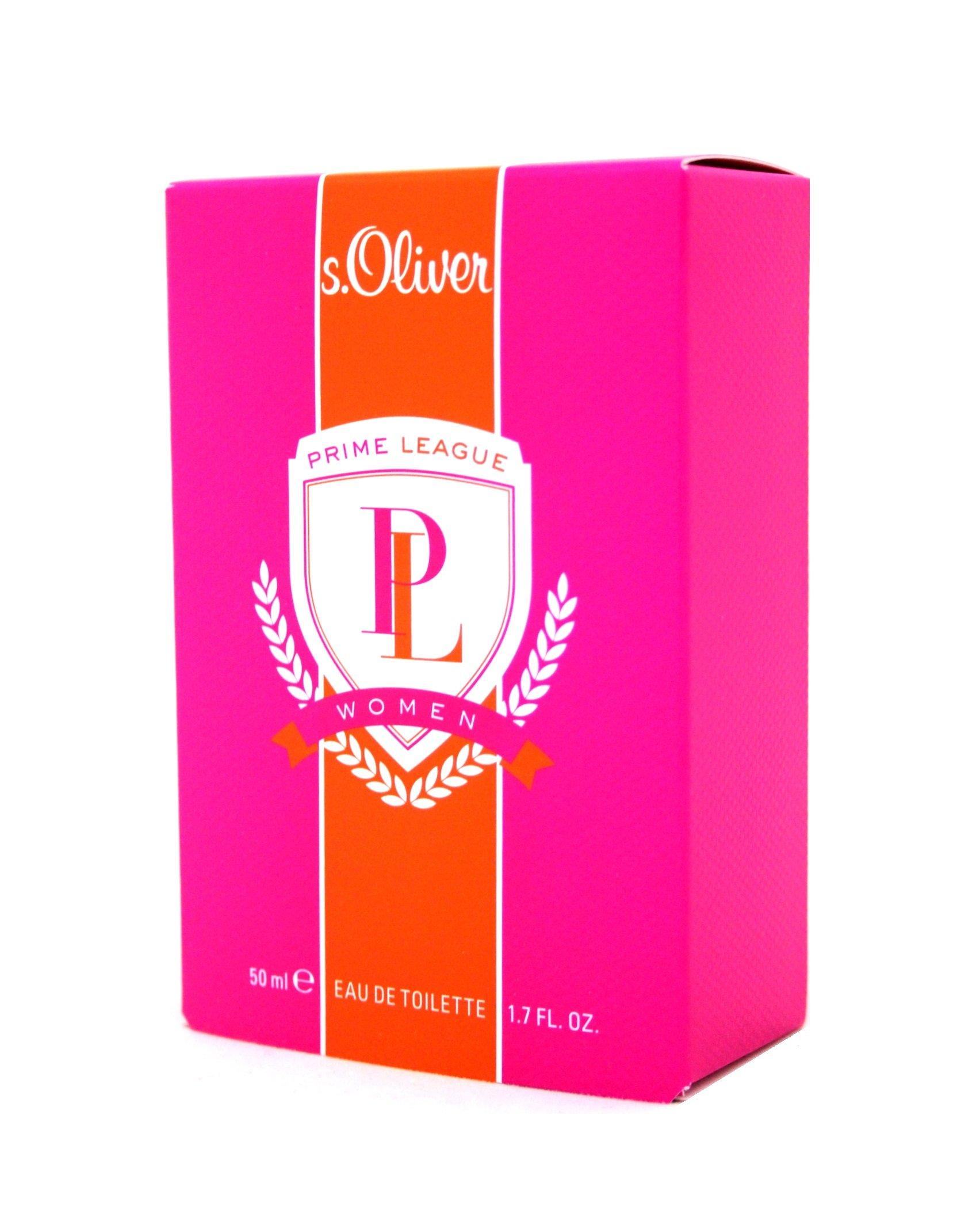 s.Oliver Prime League Women Eau de Toilette