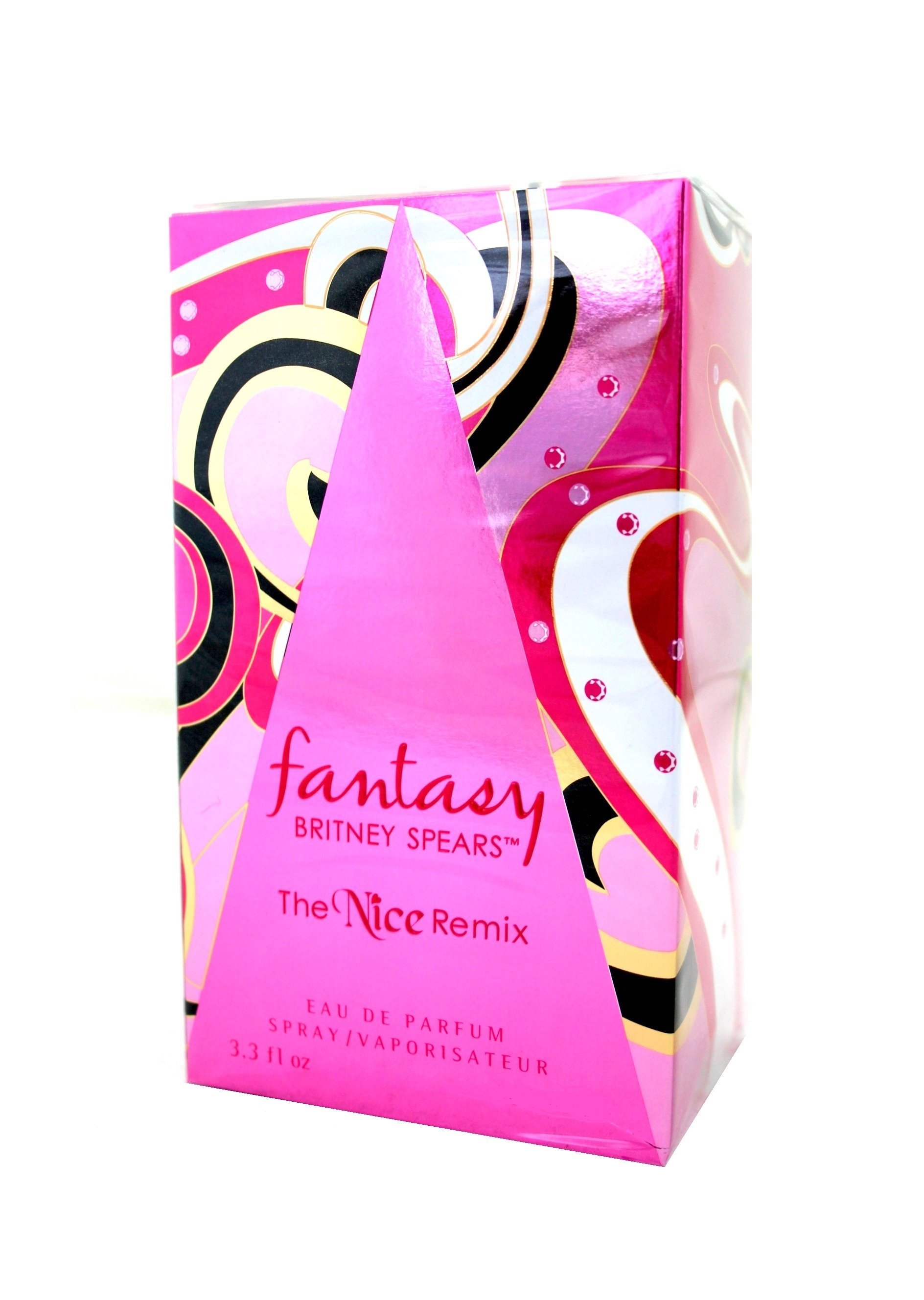 Britney Spears Fantasy The Nice Remix Eau de Parfum