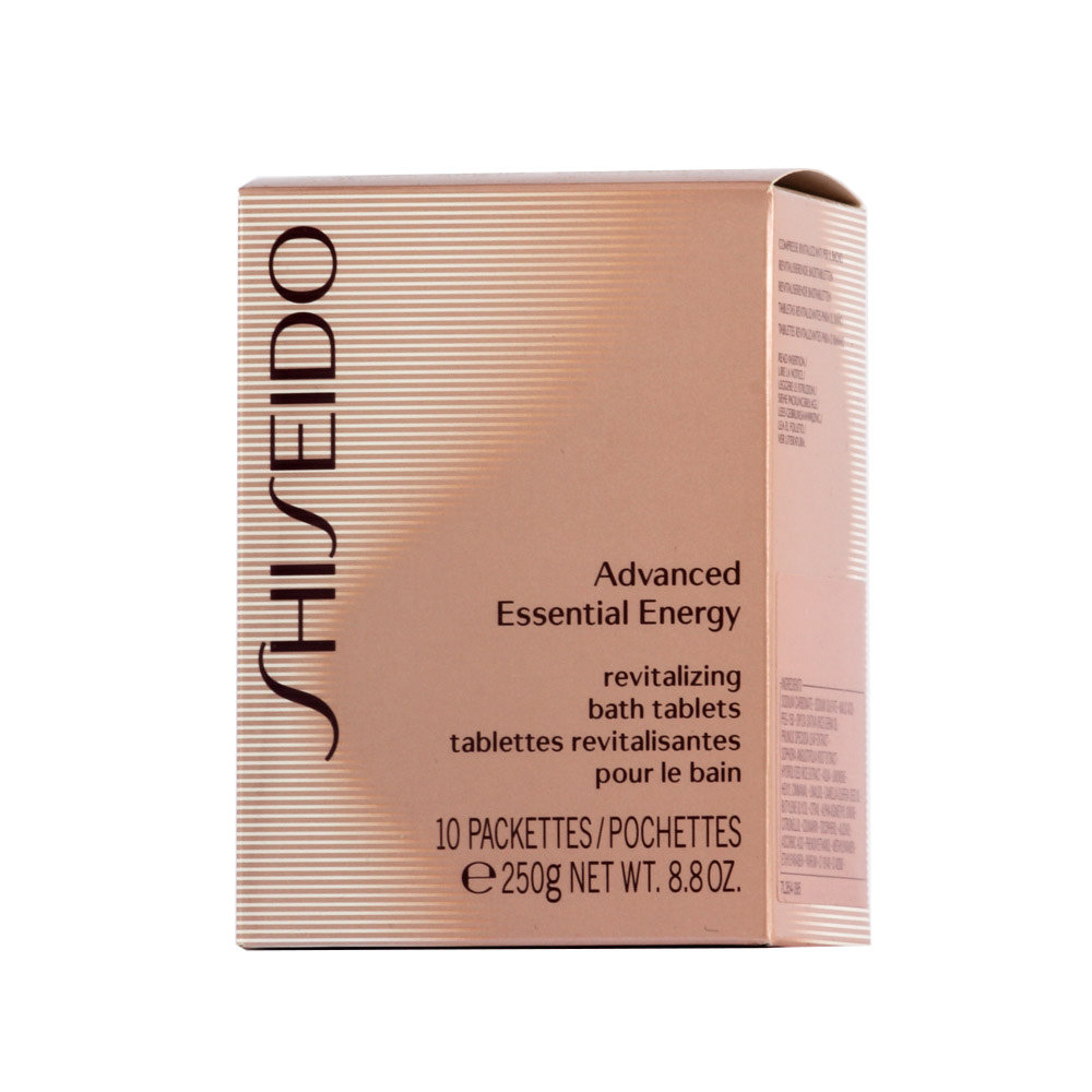 Shiseido Advanced Essential Energy Bath Tablets