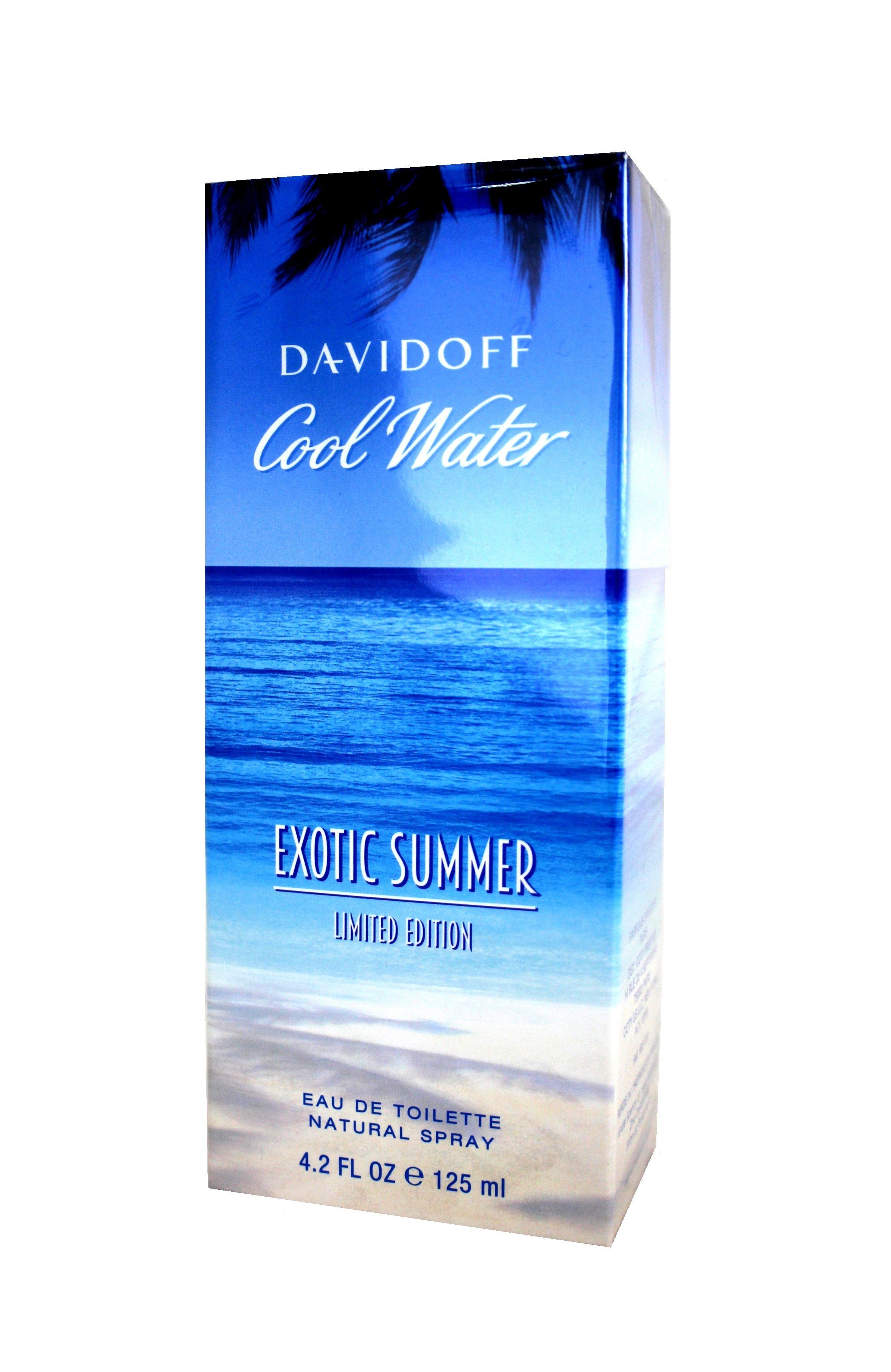 Davidoff Cool Water Exotic Summer Eau de Toilette