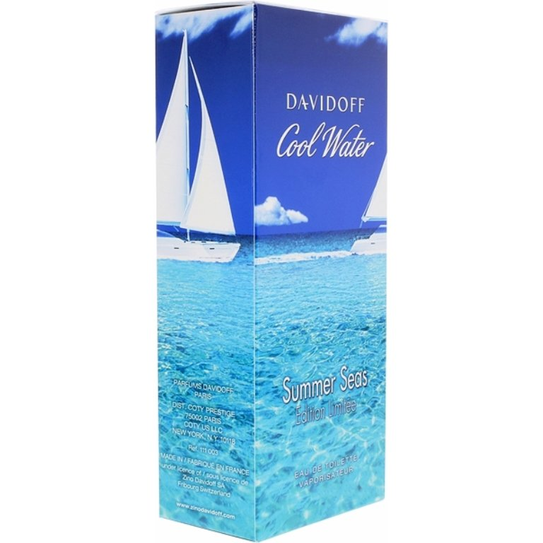 Davidoff Cool Water Man Summer Seas Eau de Toilette