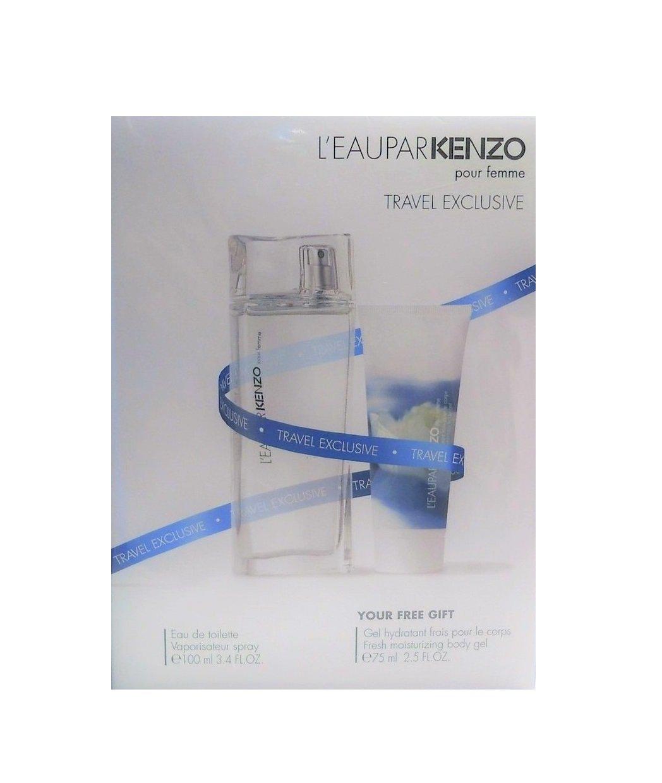 Kenzo L'eau Par Kenzo For Her Gift Set