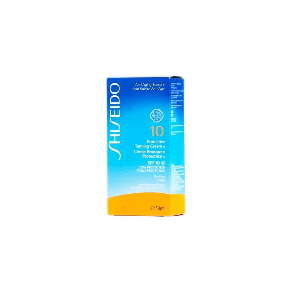 Shiseido Sun Care Protective Tanning Cream N SPF 10