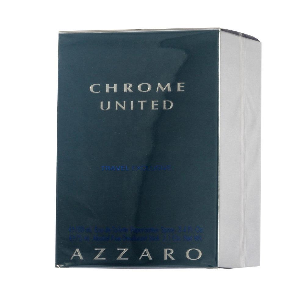 Azzaro Chrome United Geschenkset